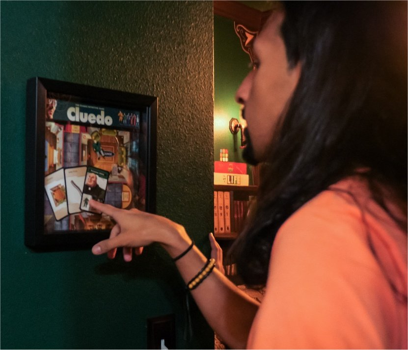 Play CLUE - The Escape Room - at Great Escape Parkside, Groveland, FL