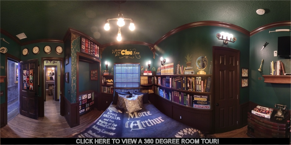 escape room near Orlando, FL in the Great Escape Parkside game house