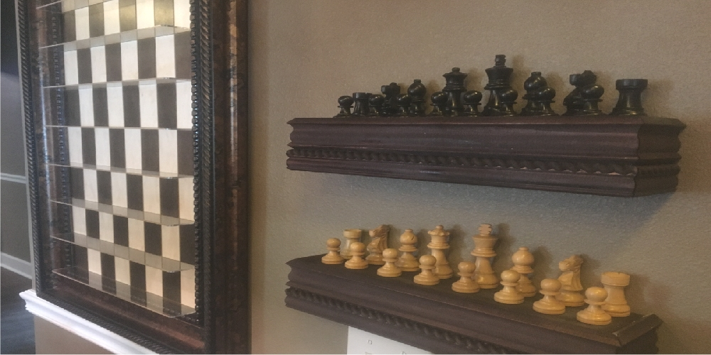 vertical chess game