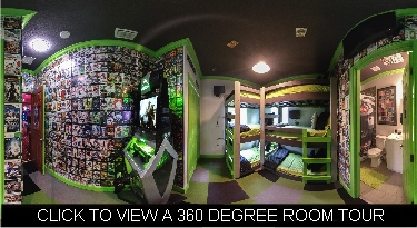 the x-box-playstation bedroom